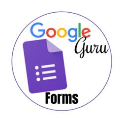Dig Badge Google Forms