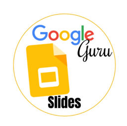 Dig Badge Google Slides